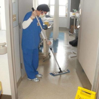 Уборка медцентров центров